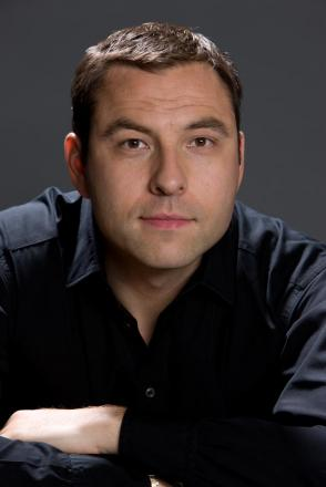 Comedian and author David Walliams was at Lakeside shopping centre for National Storytelling Week