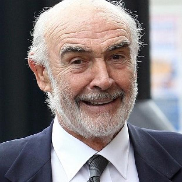 Thurrock Gazette: Sir Sean Connery said a vote in favour of leaving the UK in September's referendum would 'capture the world's attention'
