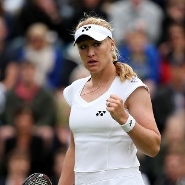 Thurrock Gazette: Elena Baltacha has been diagnosed with cancer of the liver