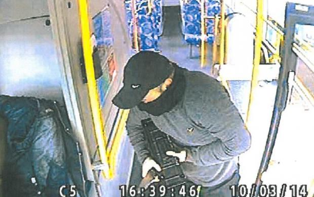 Thurrock Gazette: bus stabbing