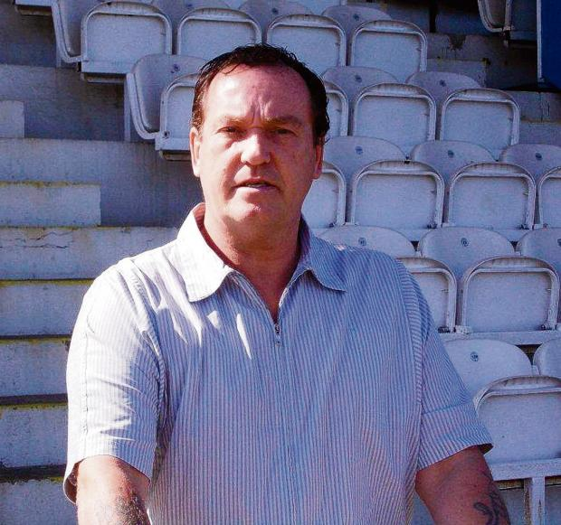 Grays boss Andy Swallow