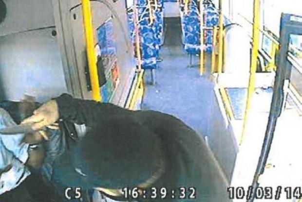 Bus driver stabbed in the hand during brutal robbery in Chadwell St Mary