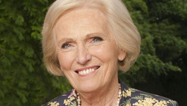 Thurrock Gazette: Cookery writer and broadcaster Mary Berry