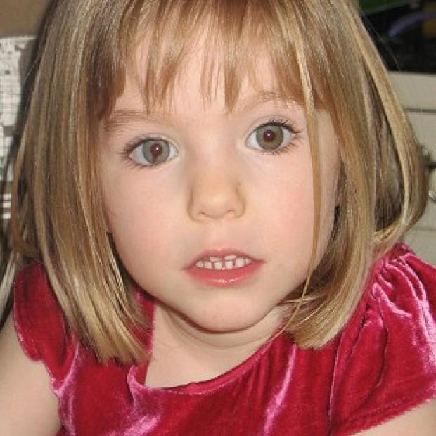 Thurrock Gazette: Madeleine McCann vanished from a holiday apartment in Portugal in 2007