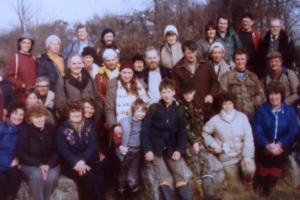 Thurrock Ramblers took first steps 30 years ago