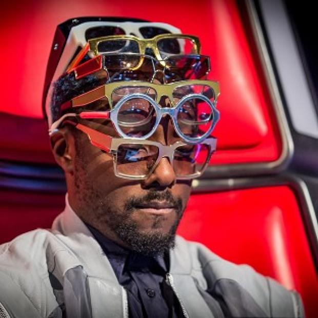 Thurrock Gazette: Will. i. am lost 19-year-old Iesher Haughton in The Voice (PA/BBC)