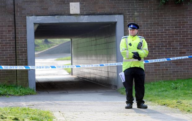 Teen in hospital after mass brawl in Pitsea underpass