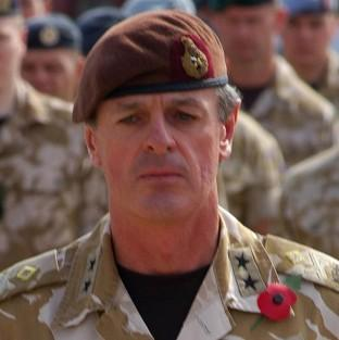 Thurrock Gazette: General Sir Richard Shirreff has voiced fears over Army restructuring