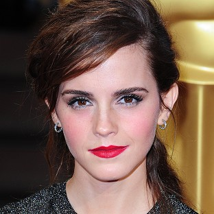 Emma Watson said the American press afforded her 'so