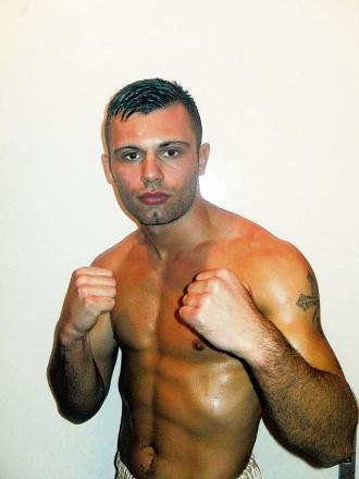 Matt McCarthy is ready to step up to 10 round bouts