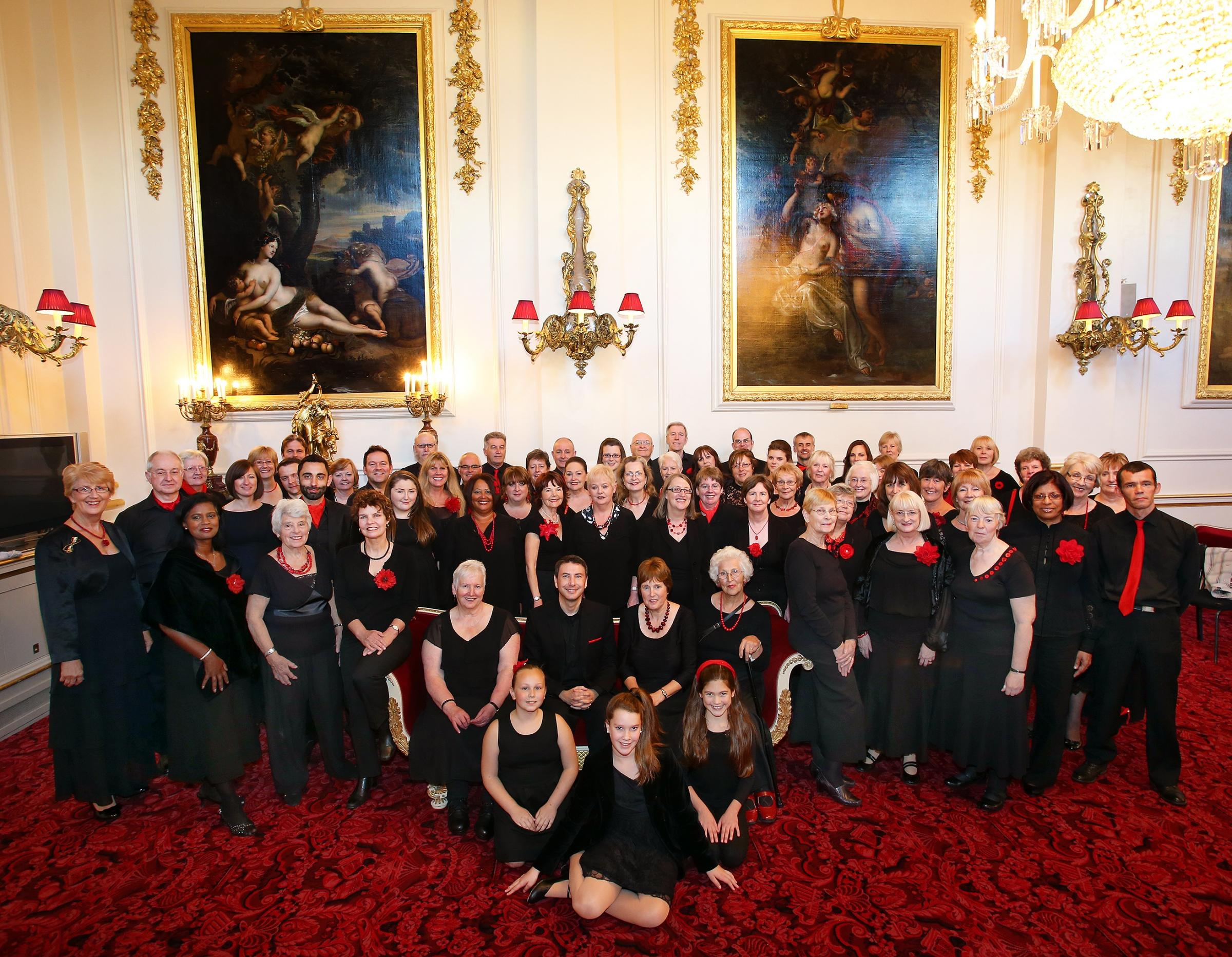 The Royal Opera House Thurrock Community Chorus