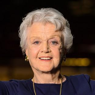 Thurrock Gazette: Angela Lansbury is honoured for her long career on stage and in TV and films