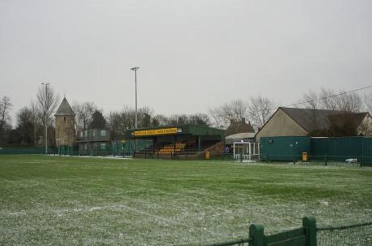 East Thurrock United's current ground, Rookery Hill.