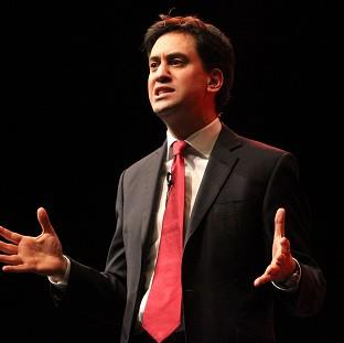 Thurrock Gazette: Labour leader Ed Miliband has been warned he must demonstrate credible policies