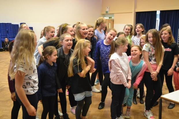 Annie show by Thurrock youngsters taking over the Thameside Theatre