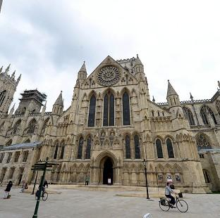 York Minster, which the Tour de France riders will pass on stage 2 of the race