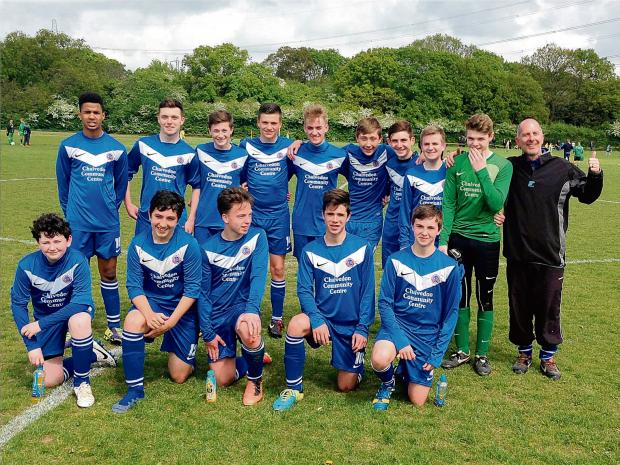 Chalvedon Boys Under 16s