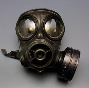 Thurrock Gazette: The HSE said gas masks may contain traces of asbestos and should be banned in schools