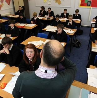 Academics have suggested pupils refer