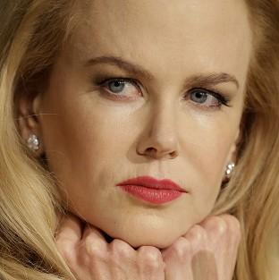 Actress Nicole Kidman during a press conference for the film Grace of Monaco at the 67th international film festival in Cannes. The film about the life and death of Hollywood princess Grace Kelly has been panned by some reviewers after it opened the festi
