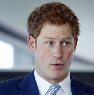 Prince Harry is carrying out a four-day tour which will include v