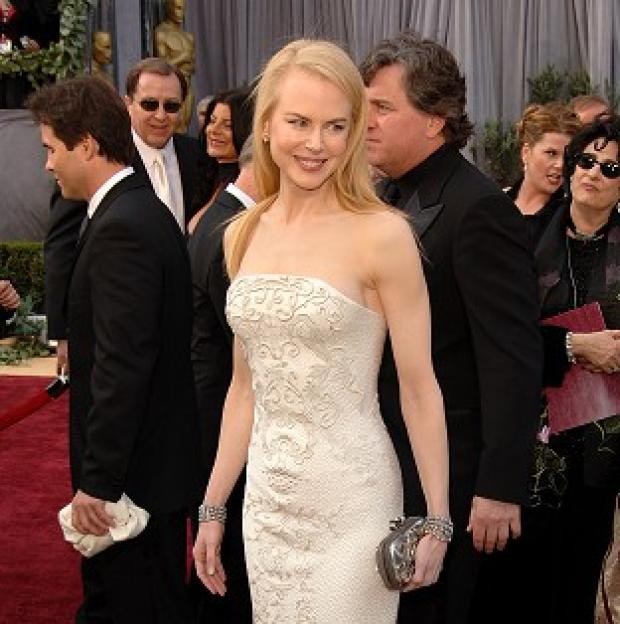 Thurrock Gazette: Nicole Kidman has said she would give up her movie career for her family