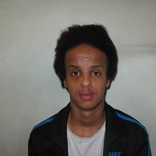 Thurrock Gazette: Police are trying to trace Mahamed Barre in connection with the murder of Jamil Palmer, who was stabbed to death in a park in Feltham, west London (Met Police/PA)