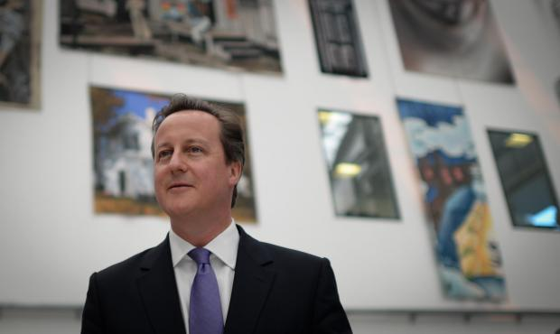 Prime Minister David Cameron backs free school bid