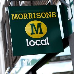 Chief executive of Morrisons Dalton Phillips says he uses