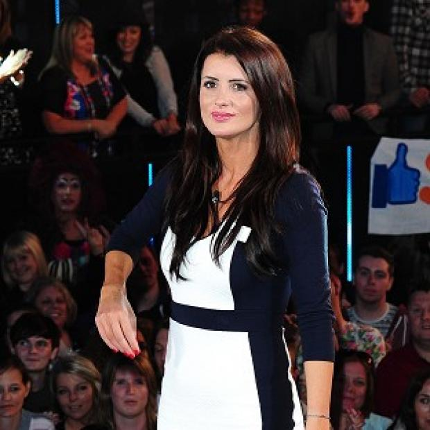 Thurrock Gazette: Helen Wood arriving to enter the Big Brother house at Elstree Studios, Borehamwood, at the start of the latest series of the Channel 5 programme.