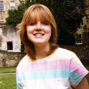 The best friend of murdered Bath student Melanie Road (pictured) has joined the appeal to catch her killer 30 years later