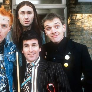 Thurrock Gazette: A post-mortem will be carried out on Rik Mayall (right).
