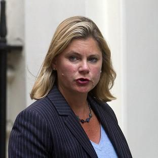 Thurrock Gazette: International Development Secretary Justine Greening said the UK is ready to provide 'whatever help is needed' for Iraqi civilians