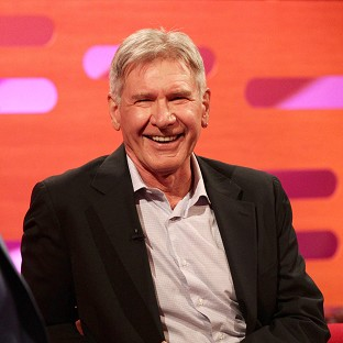 Harrison Ford was airlifted to the John Radcliffe