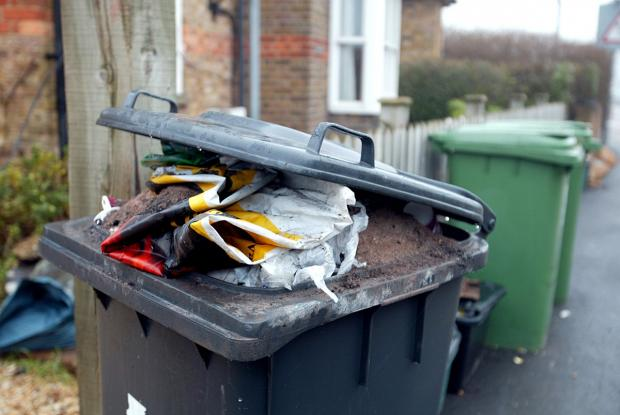Is Thurrock set for a return to one bin per household?