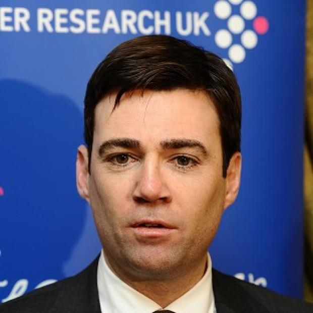 "Thurrock Gazette: Andy Burnham said there was ""no doubt"" e-cigarettes were a ""gateway product"""