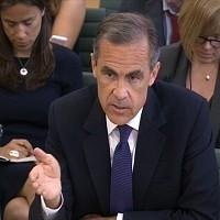 Thurrock Gazette: Governor of the Bank of England Mark Carney gives evidence to the Treasury Select Committee