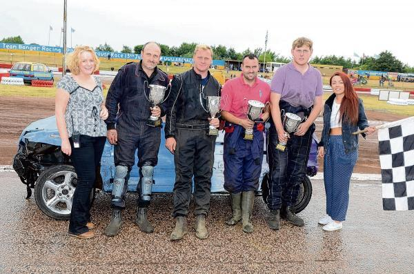 Bangers winners at Arena Essex at the weekend