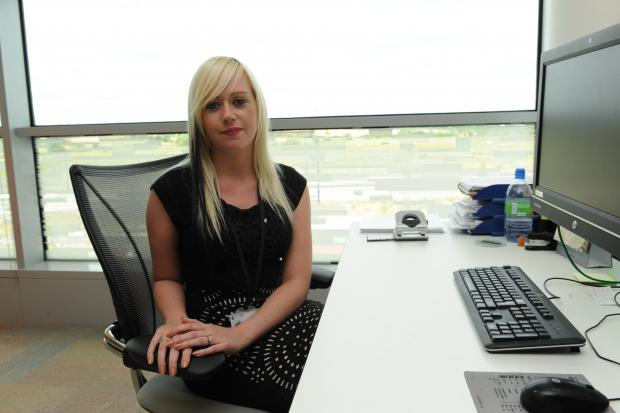 Thurrock Gazette: Chloe Mercer - London Gateway