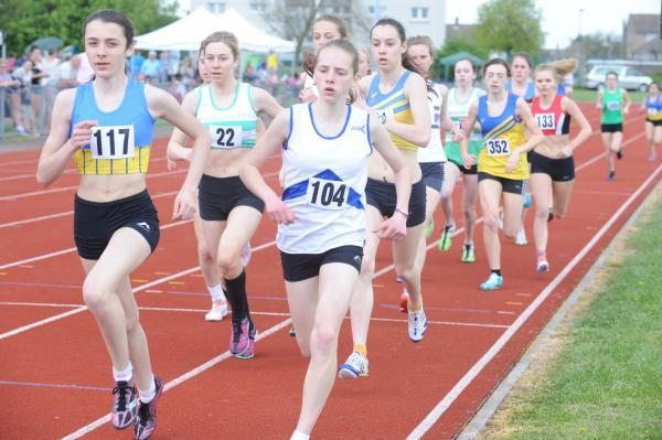 The run will be taking place at Thurrock Harriers Athletic Track, pictured