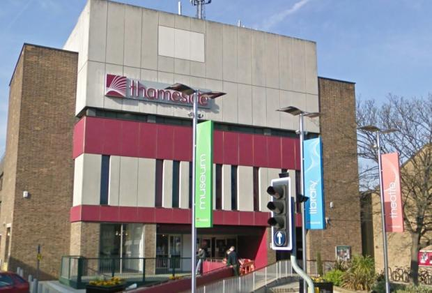 The Thameside Theatre in Orsett Road, Grays [Google Maps]