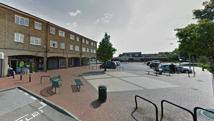 Potential location for a market in Chadwell St Mary [Pic: Google Maps]