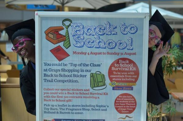 Children invited to take part in back to school sticker hunt