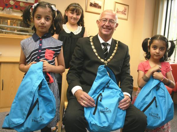 Safety first for big lunch winners