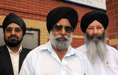 Sikh community in Grays help desperate immigrants