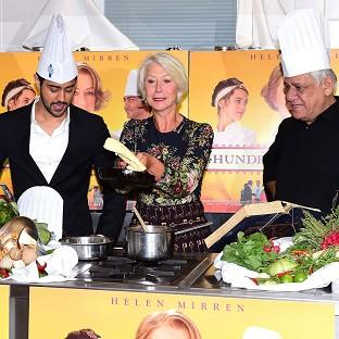 Manish Dayal, Dame Helen Mirren and Om Puri star together i