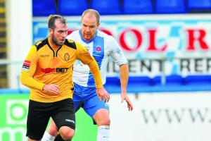 Sam Higgins double hands East Thurrock United vital win over Witham Town