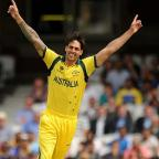 Thurrock Gazette: Mitchell Johnson will return for Australia against England on Sunday