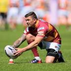Thurrock Gazette: Danny Brough scored his 100th career try as Huddersfield beat Hull KR