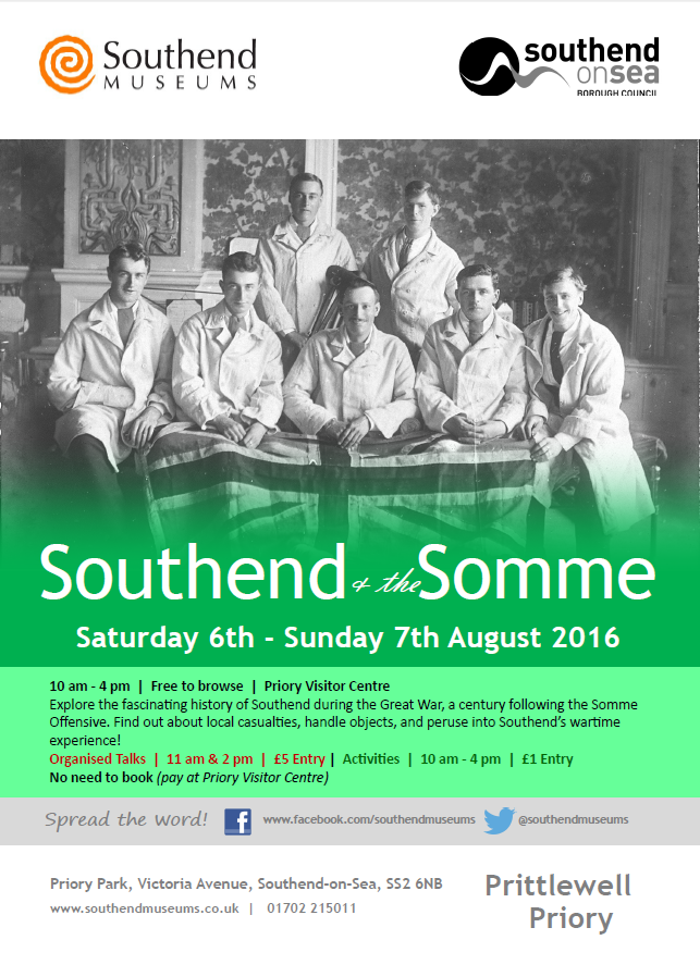 Southend & The Somme